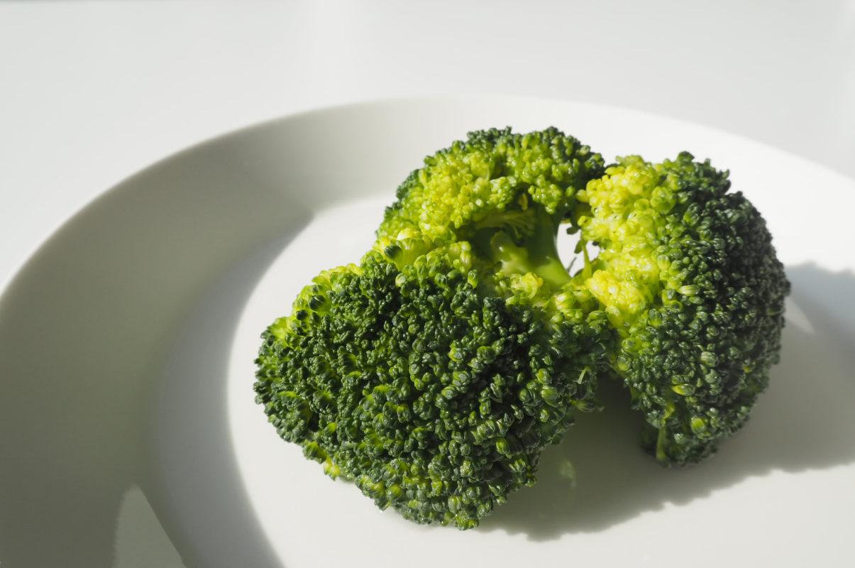 parsakaali kasvisruokavalio